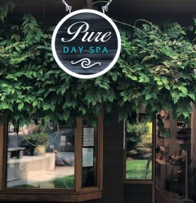 pure-spa-entrance